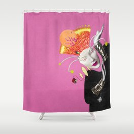 I Don't Care If You Don't Like It Shower Curtain