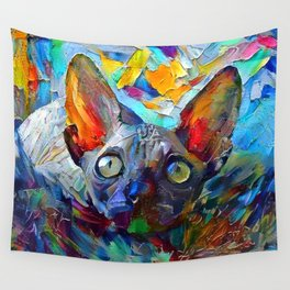 Longing Wall Tapestry