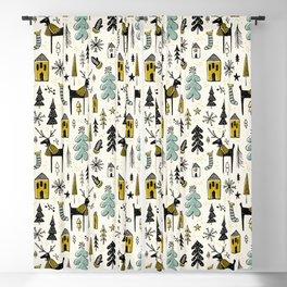 Wonderland Blackout Curtain