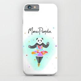 MarziPanda iPhone Case