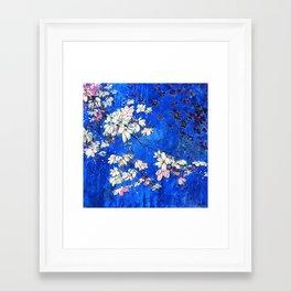 Blossomz Framed Art Print