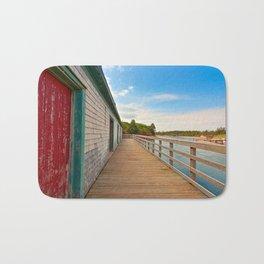 PEI Beach Boardwalk Bath Mat