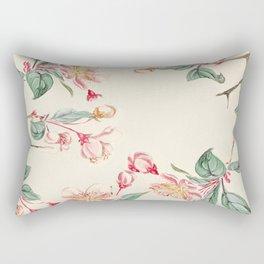Blossom in full bloom Rectangular Pillow