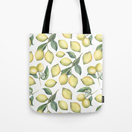 Lemon Fresh Tote Bag
