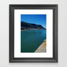 Kalk Bay Framed Art Print