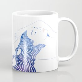 Water Nymph XLIX Coffee Mug