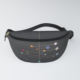 winter equinox Fanny Pack