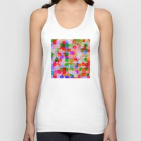 circles Tank Tops featuring *Circles***** by Mr and Mrs Quirynen