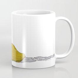 Angry Slug Coffee Mug