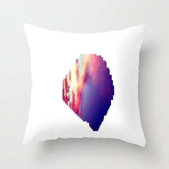 Cloudscape VII Throw Pillow