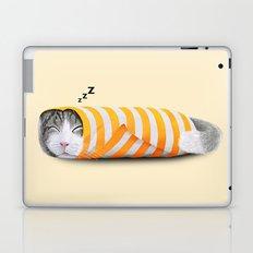 Cat in the paper Laptop & iPad Skin
