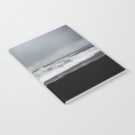Winter Waves Notebook