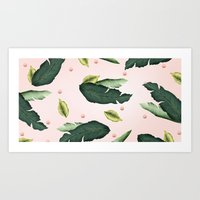 Hillary Laves Pattern Art Print