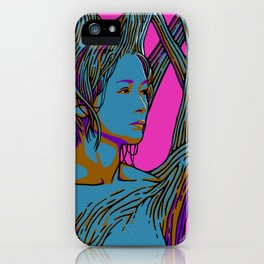 Sleeping Forest iPhone Case