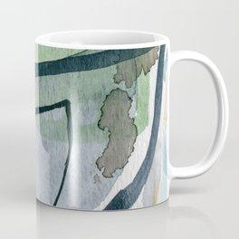 Abstract watercolor still life #1 Coffee Mug