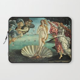 Sandro Botticelli's The Birth of Venus Laptop Sleeve