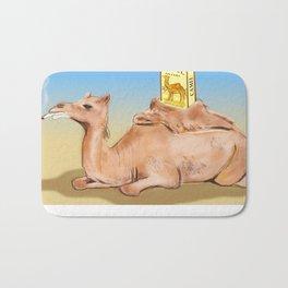Smoking Camel Bath Mat