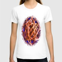 the wire T-shirts featuring Wire Ball by Brian Raggatt