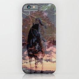 """"""" Spirit Visit """" iPhone Case"""
