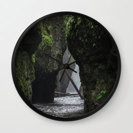 Oneonta Gorge Wall Clock