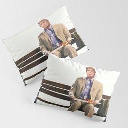 Forrest Gump Parody Of Donald Trump Pillow Sham