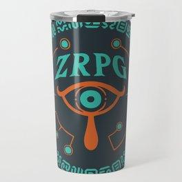 ZRPG.net Logo by Tab Travel Mug
