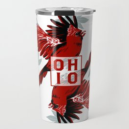 Ohio Cardinals Travel Mug