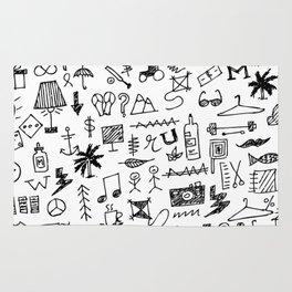 Doodle II Rug