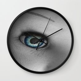 EYE SEE YOU!   Wall Clock