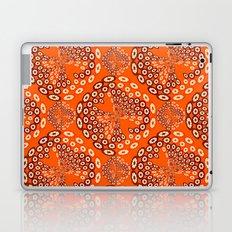Geometric imitating floral Laptop & iPad Skin