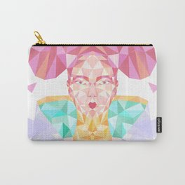 Pastel Sugarcube Carry-All Pouch