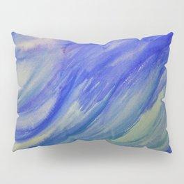 Ola del Océano Pillow Sham