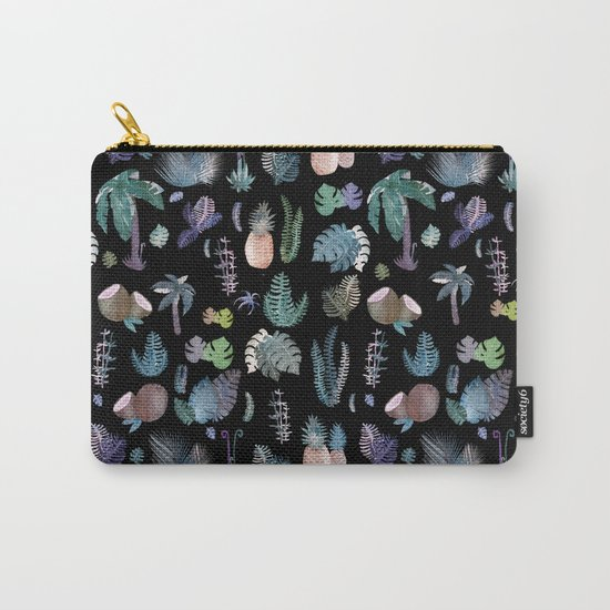 collab franciscomff , tropical adventure Carry-All Pouch