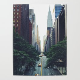 Morning in the Empire Poster