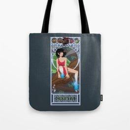 Crysta Nouveau - Fern Gully Tote Bag