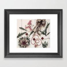 Rustic Charm Framed Art Print