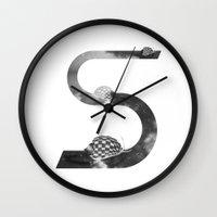 racing Wall Clocks featuring Racing by Attitude Creative