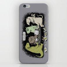 Monsters Love RPGs iPhone & iPod Skin