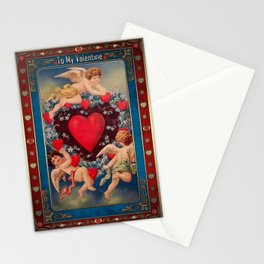 Valentine's Day Vintage Card 103 Stationery Cards