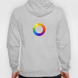 Pantone color wheel Hoody