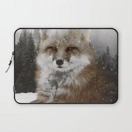 Fox Stare Laptop Sleeve