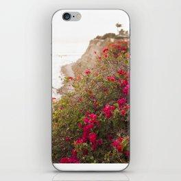 Seaside Bougainvillea iPhone Skin