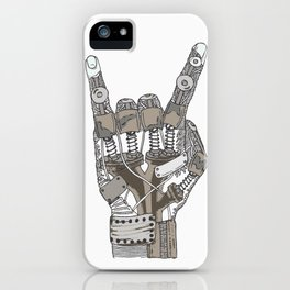 Mech-Rock iPhone Case