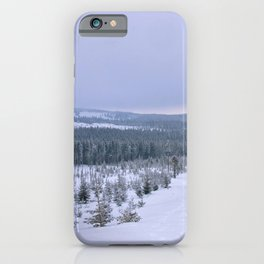 Snow 2.1 iPhone Case