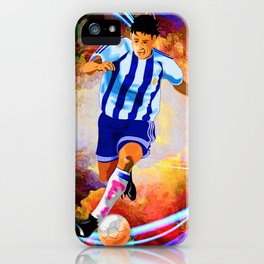 SOCCER iPhone Case