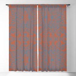 Lace Variation 05 Blackout Curtain
