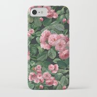amelie iPhone & iPod Cases featuring Amelie by Marta Li