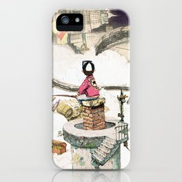 Dream Fishing iPhone Case