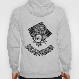 Diamond of Bunny Hoody