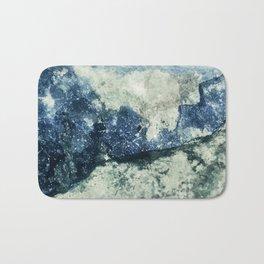 Azurite Waves Bath Mat